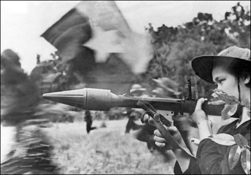 WHAT WAS THE TET OFFENSIVE?