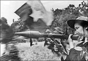 Scene from the Tet Offensive